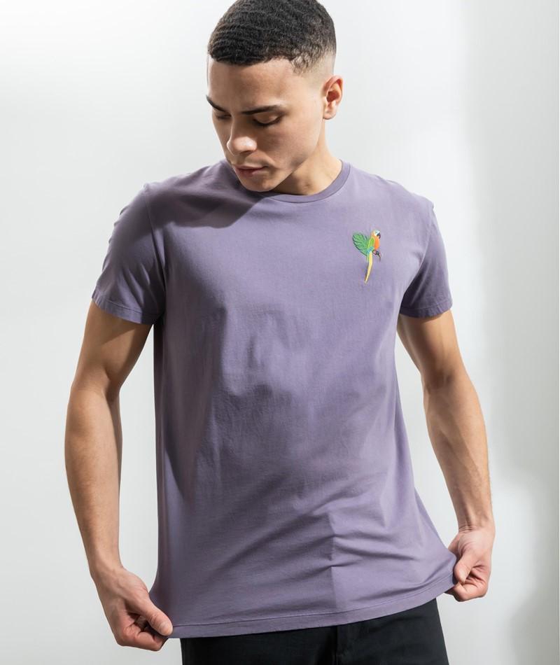 KAUF DICH GLÜCKLICH T-Shirt parrot