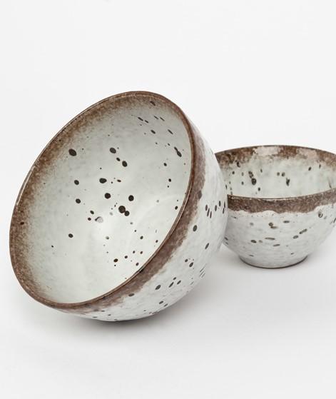 MADAM STOLTZ Stoneware Bowl groß