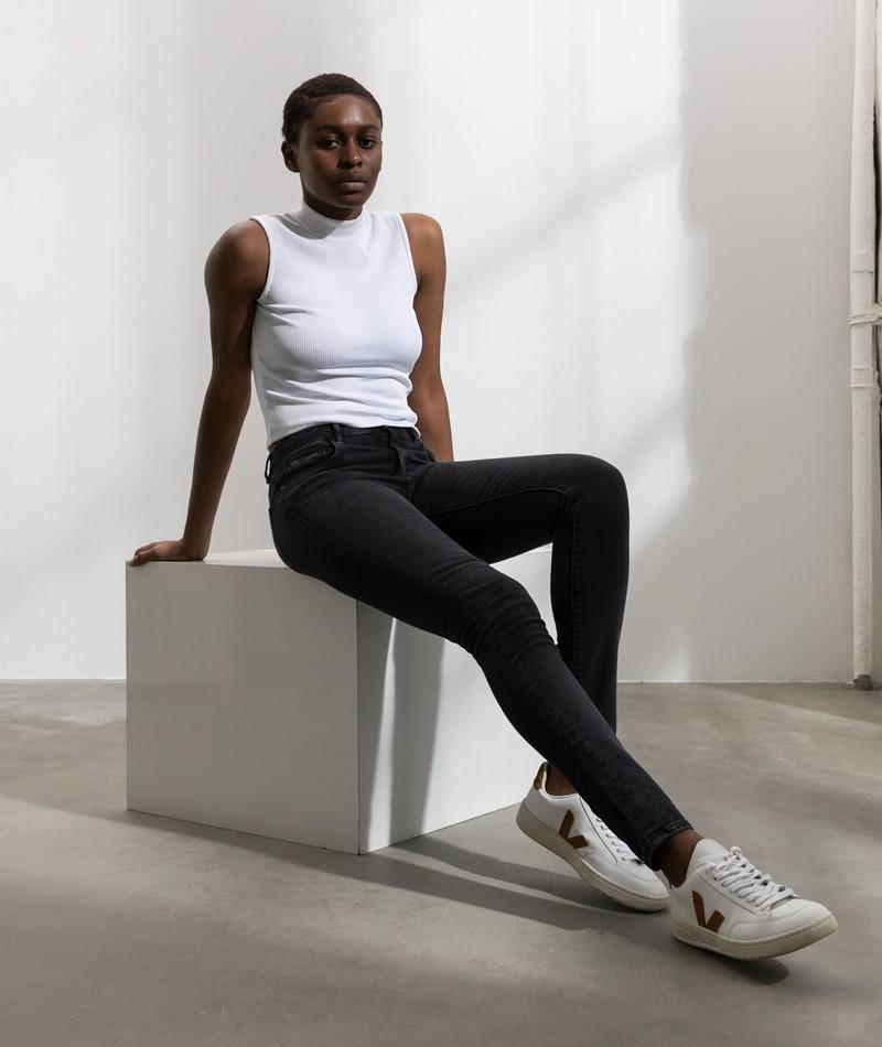 ARMEDANGELS Tilly Jeans black denim