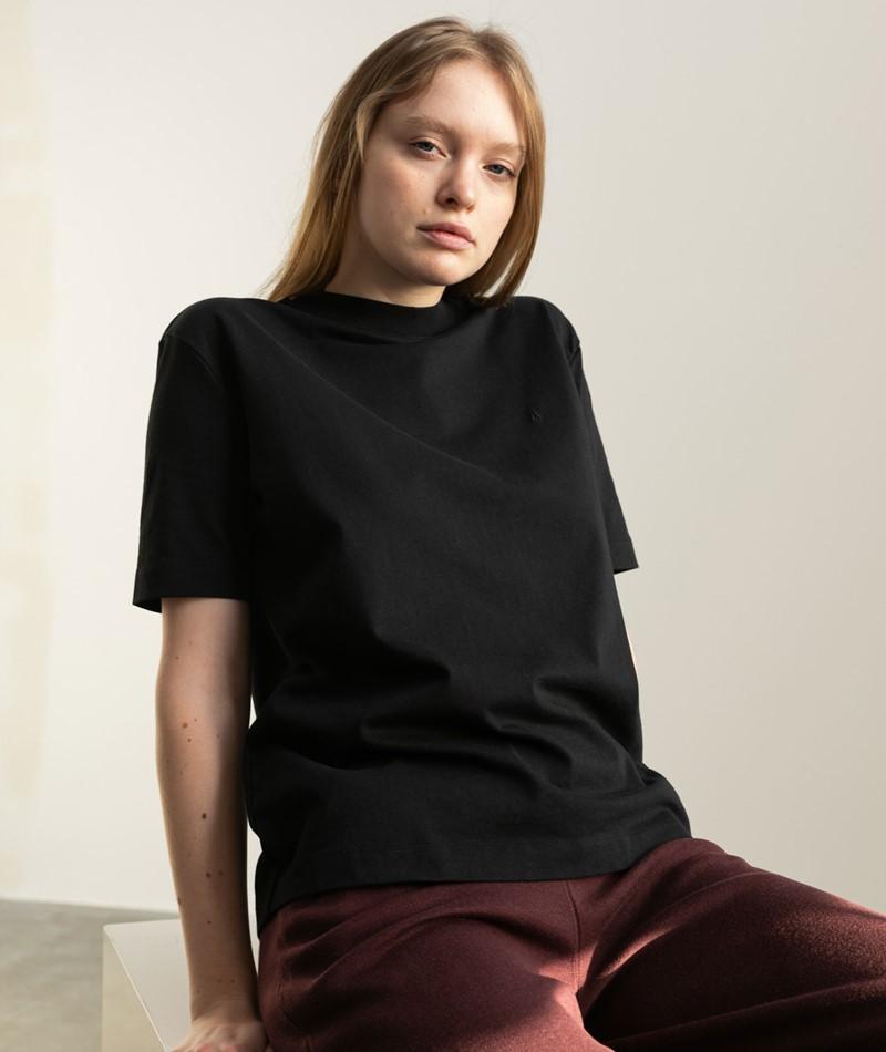 ARMEDANGELS Taraa T-Shirt schwarz