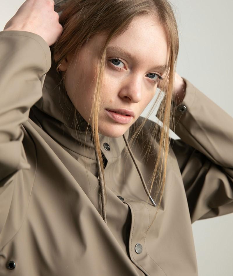 RAINS Jacket beige