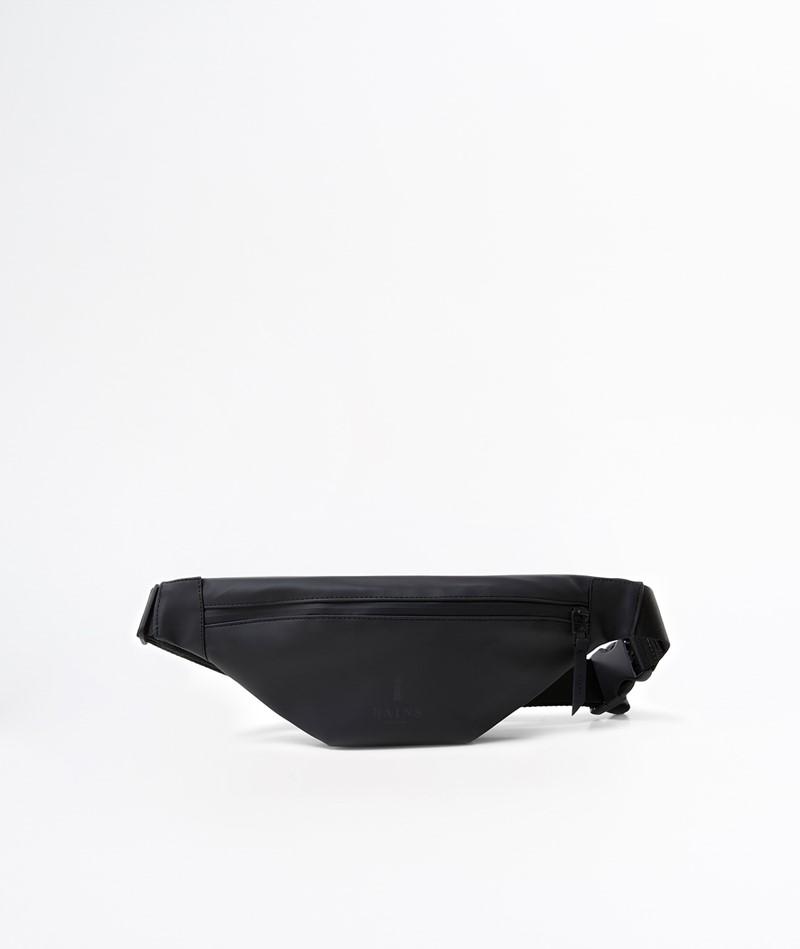 RAINS Bum Bag Mini Bauchtasche black
