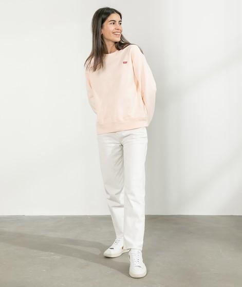 LEVIS Standard Crew Sweater rosa