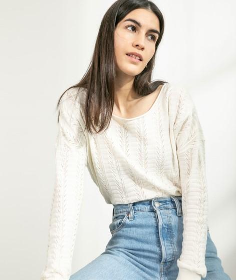 MARIE SIXTINE Milou Pullover weiß