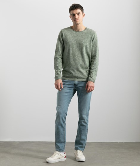 NOWADAYS Multi-Colored Pullover grün