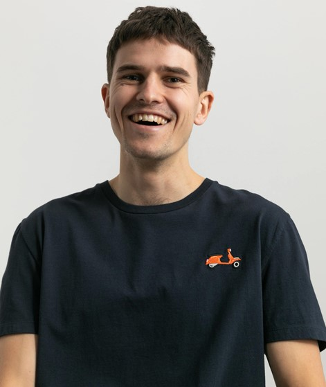 KAUF DICH GLÜCKLICH T-Shirt vespa