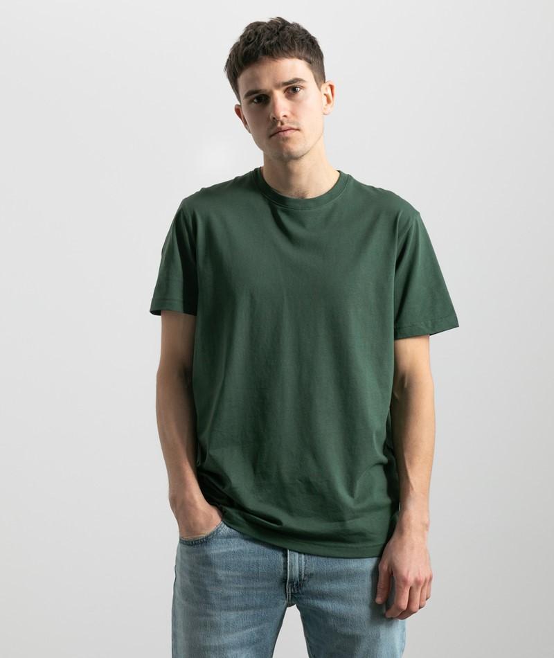 SELECTED HOMME SLHNorman T-Shirt grün