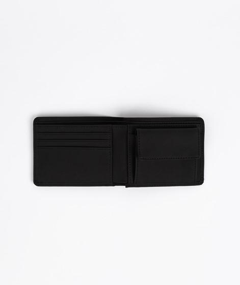 RAINS Folded Wallet schwarz