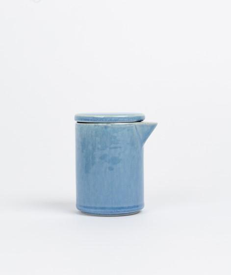 HÜBSCH Milchkännchen blau