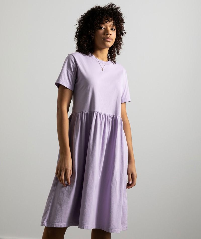 KAUF DICH GLÜCKLICH Kleid flieder
