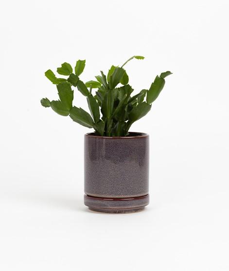 HÜBSCH Blumentopf lila