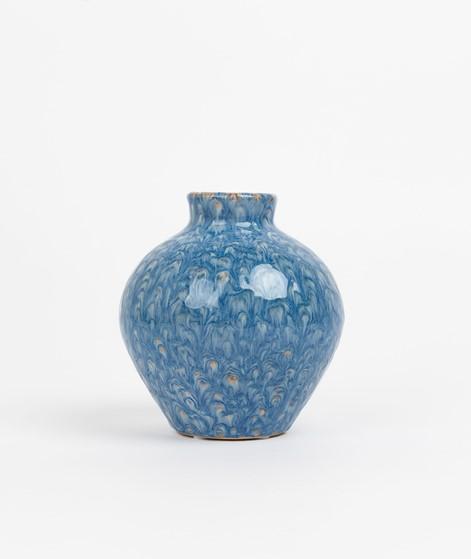BROSTE Ingrid Vase blau