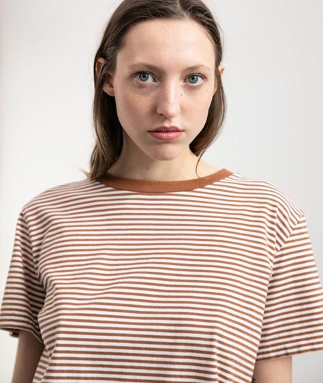 KAUF DICH GLÜCKLICH T-Shirt gestreift