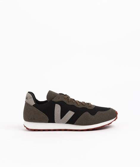 VEJA Sneaker low mesh black