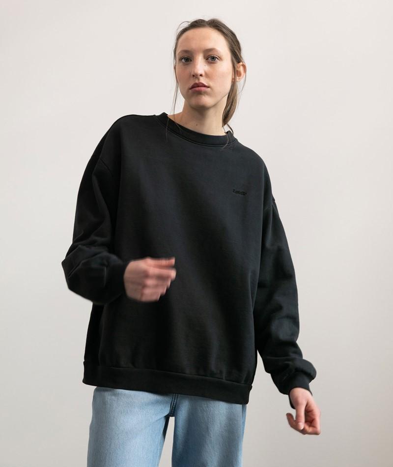 LEVIS Melrose Slouchy Sweater schwarz