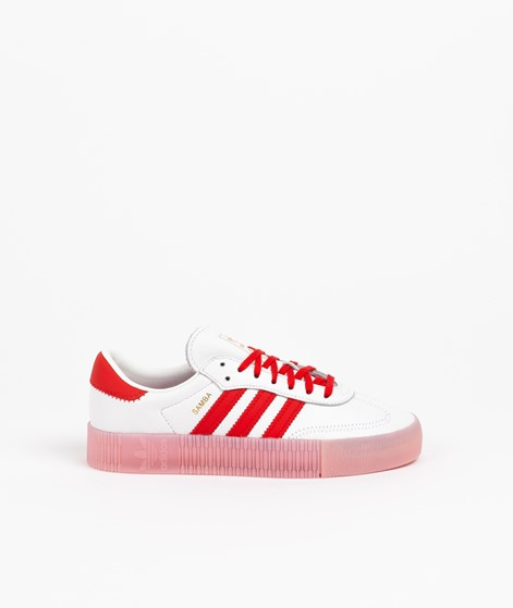 ADIDAS Sambarose Sneaker weiß