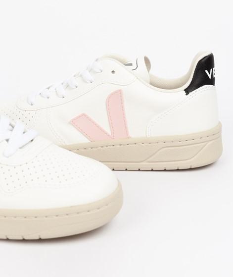 VEJA V 10 Sneaker weiß