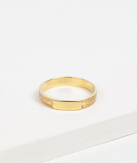 FLAWED Modern Muse Ring gold