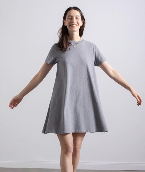 KAUF DICH GLÜCKLICH Kleid grau