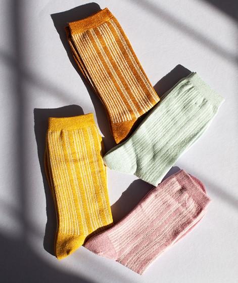 SELECTED FEMME SLFLana Socken gelb