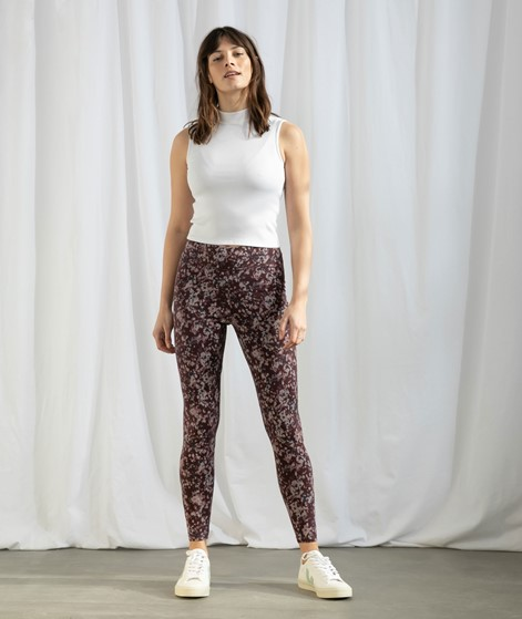 ARMEDANGELS Faribaa Blossoms Leggings