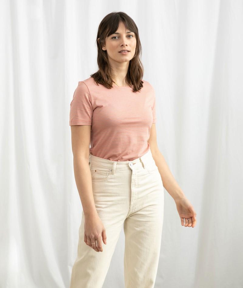 ARMEDANGELS Lidiaa Small Stripes T-Shirt