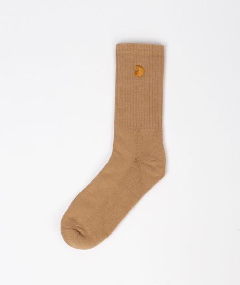 CARHARTT Chase Socken braun