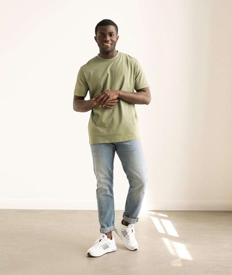 CARHARTT WIP Klondike Jeans denim