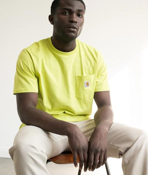 CARHARTT WIP Pocket T-Shirt grün