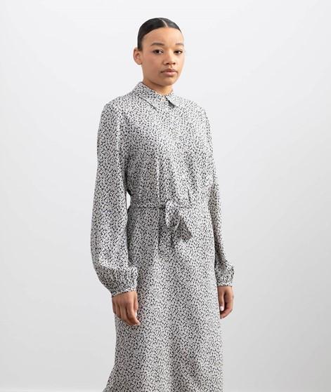 VILA VIZugi Midi Kleid gemustert