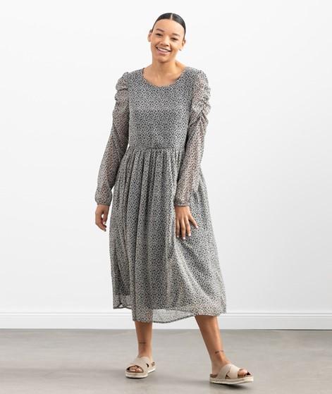 VILA VIBerin Midi Kleid gemustert