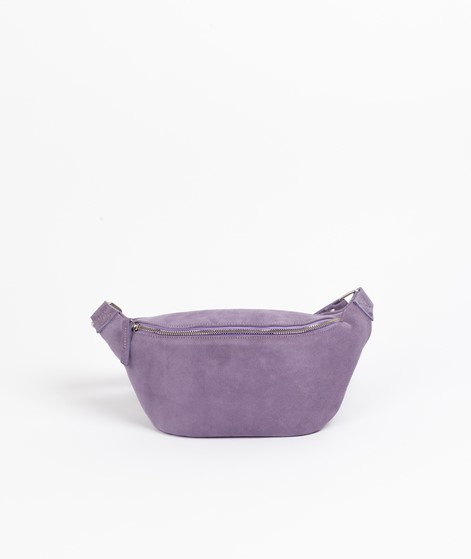 KAUF DICH GLÜCKLICH Bauchtasche lilac