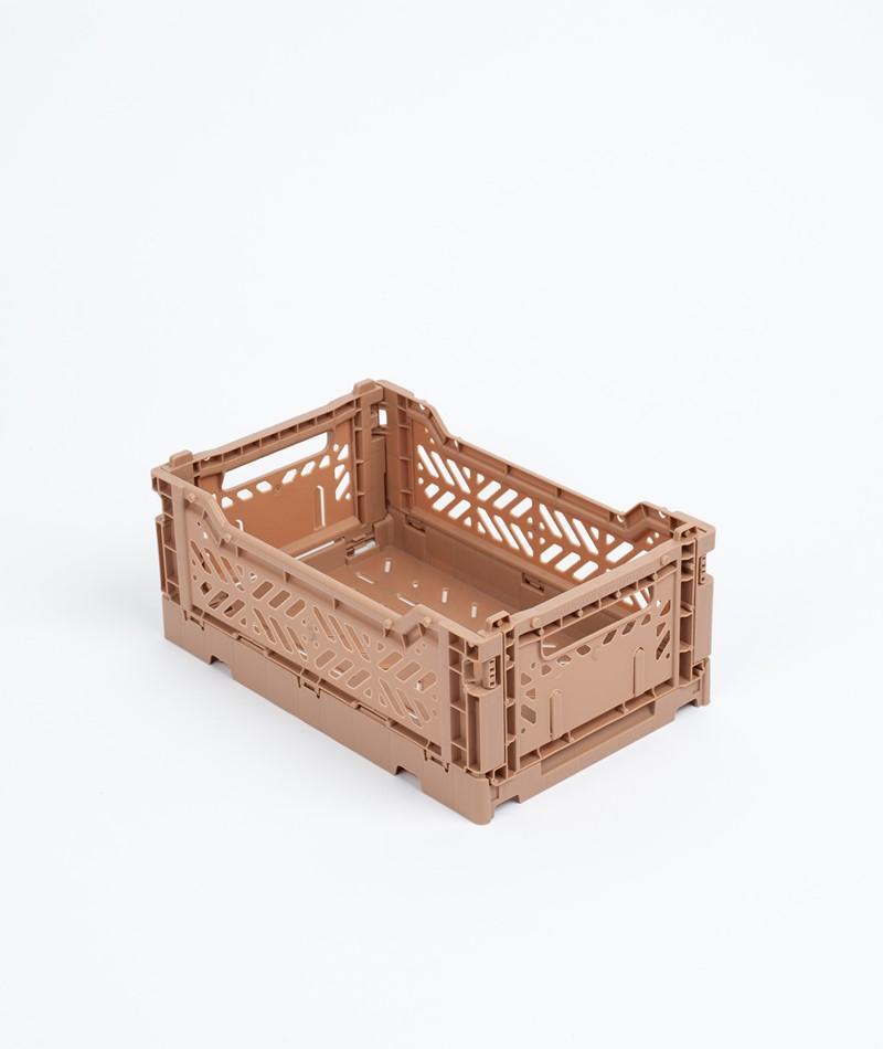 HAY Colour Crate/ S Korb nougat