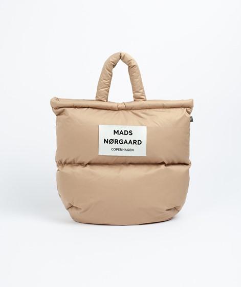 MADS NORGAARD Duvet Shopper beige