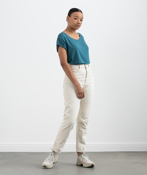 MBYM Nisha Gogreen Luxe T-Shirt blau
