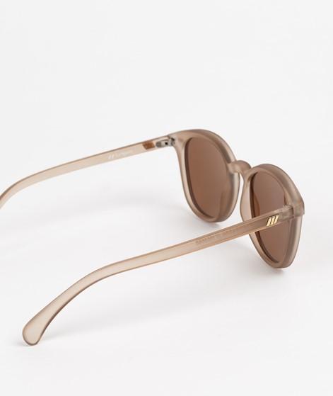 LE SPECS Bandwagon Sonnenbrille klar