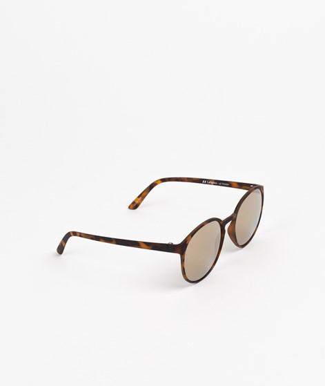 LE SPECS Swizzle Sonnenbrille braun