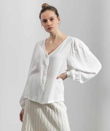 VILA VIUlka Bluse weiß