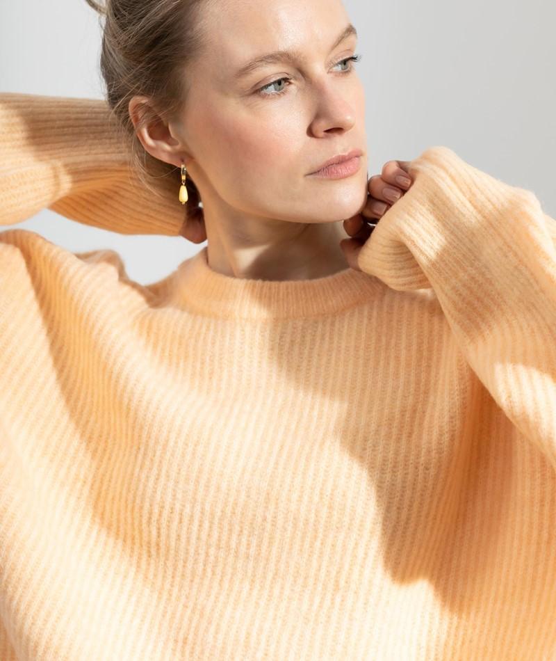 MBYM Gillian Pullover orange