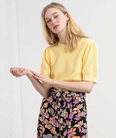 VILA VIChassa Puff T-Shirt gelb