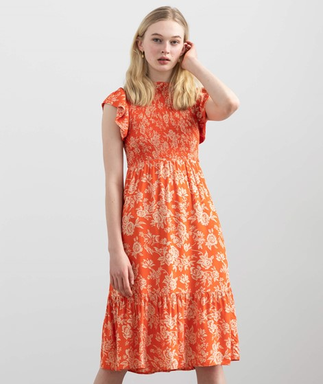 YAS YASManish Midi Kleid print