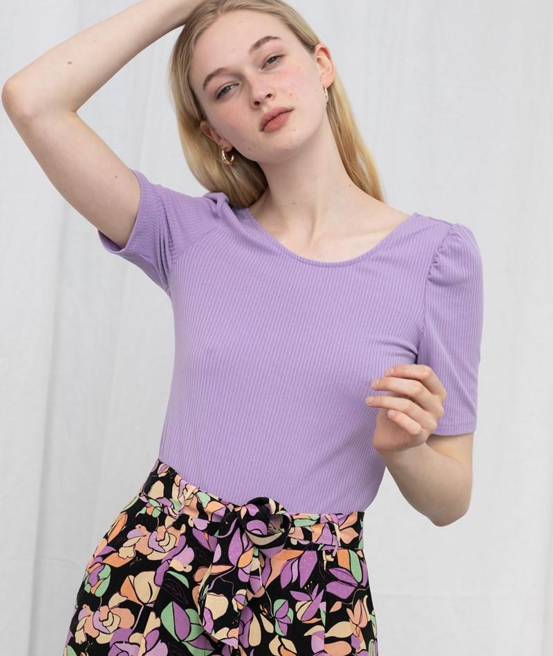FRNCH PARIS Cataline T-Shirt flieder