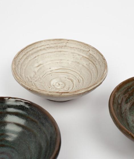 MADAM STOLTZ Stoneware Bowl mint