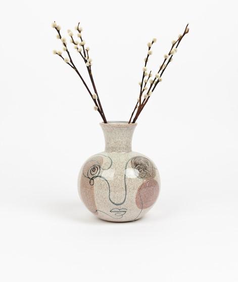 BLOOMINGVILLE Vase weiß