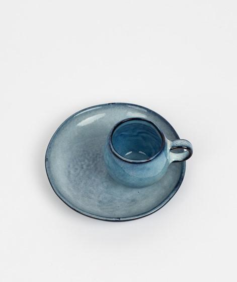 BLOOMINGVILLE Sandrine Untertasse blau