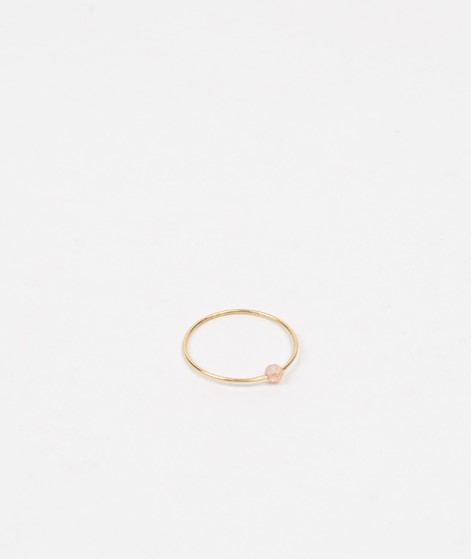 JUKSEREI Birthstone Ring Juni gold