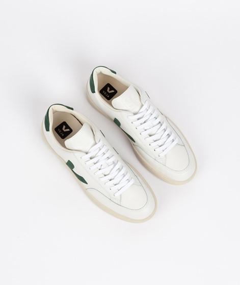 VEJA V-12 Sneaker extra white/cyprus