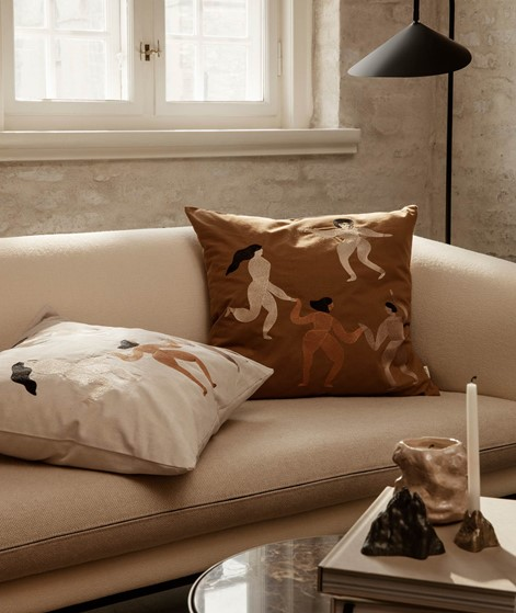 FERM LIVING Free Cushion Kissenbezug