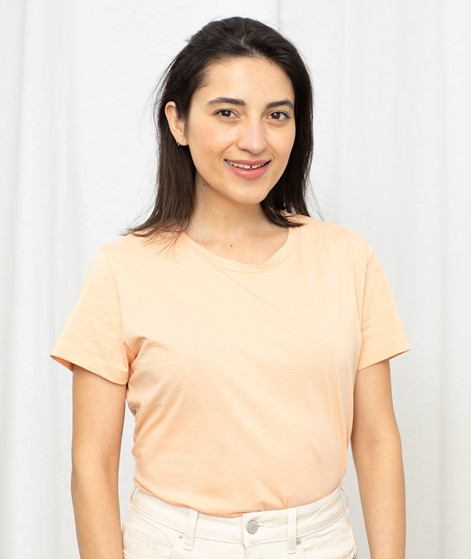 SAMSOE SAMSOE Solly T-Shirts orange