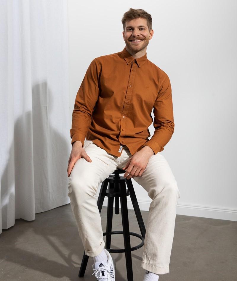 CARHARTT WIP Bolten Shirt braun